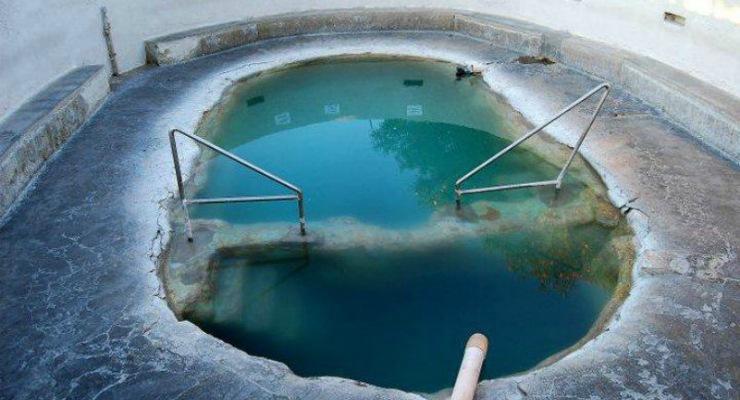 Vasca Grande Terme della Ficoncella
