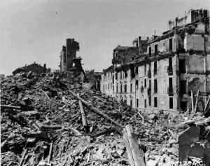 Civitavecchia durante la Seconda Guerra Mondiale